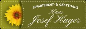 """Haus Josef Hager"""